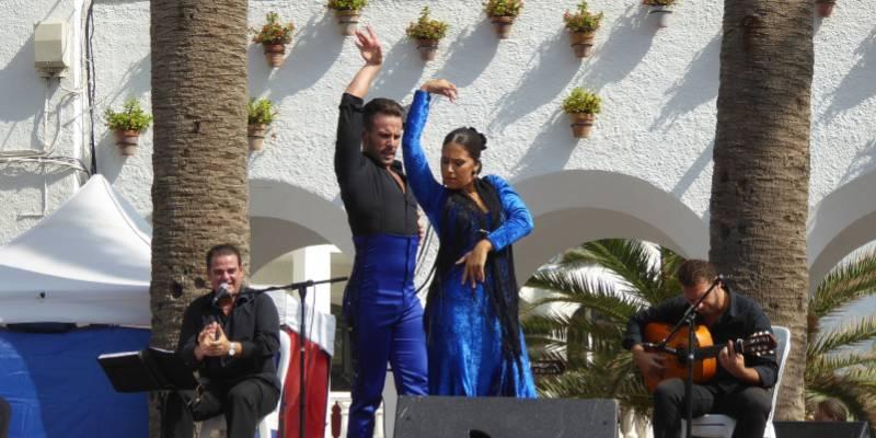 flamenco spanje