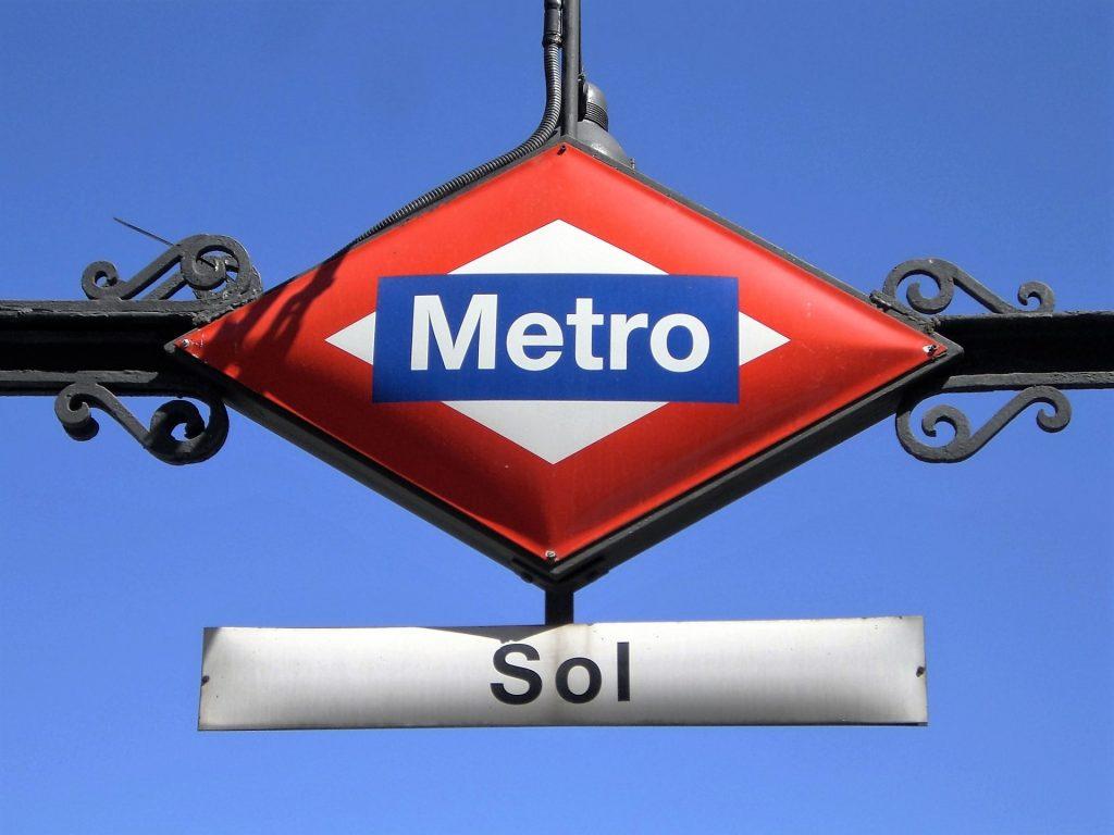 Metro Madrid Sol