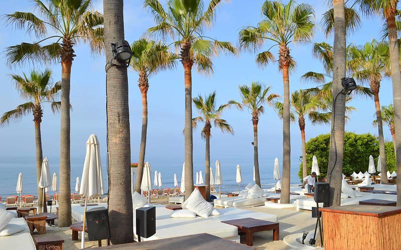 De-hipste-stranden in Marbella