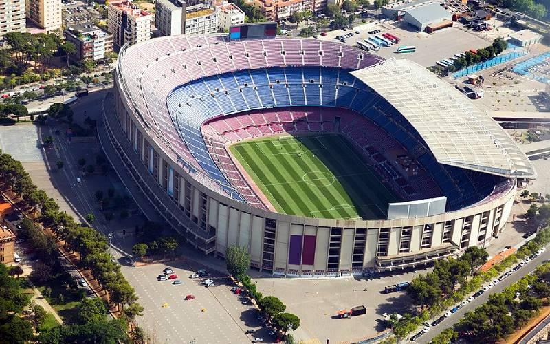 Voetbalreis-Barcelona