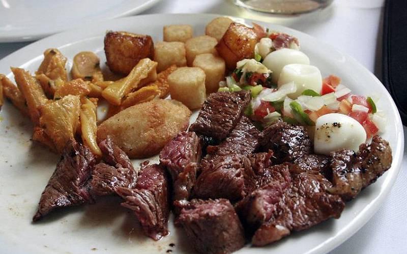 comida Evandro Oliveira