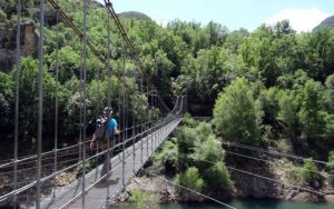 Wandelen-Mont-rebei-kloof-catalonië-2
