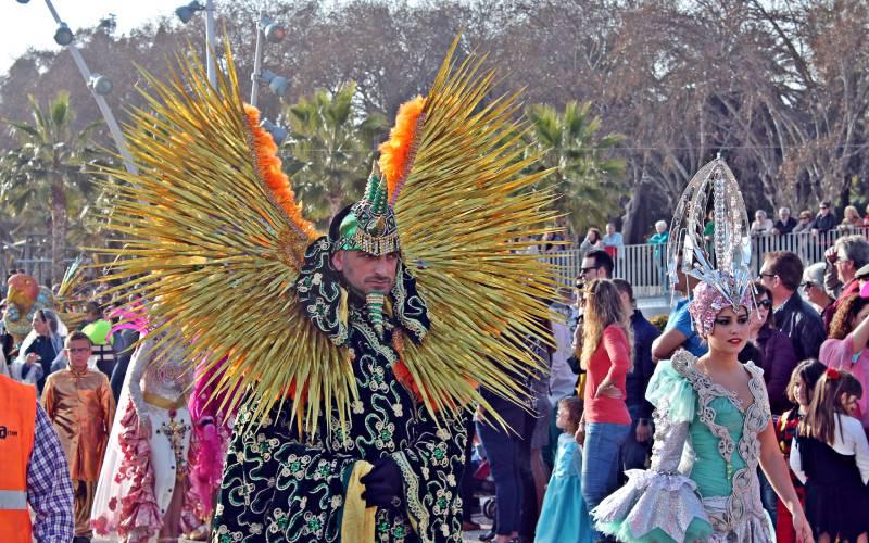 carnaval malaga alienganímedes