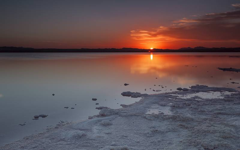 lago torrevieja Pablo Carrascosa