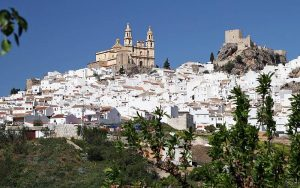 witte dorpjes andalusie
