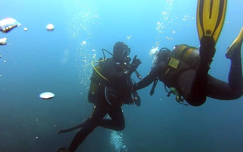 duiken spanje Daniel Escudero de Félix