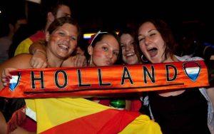 holland vs spain foto popeyee