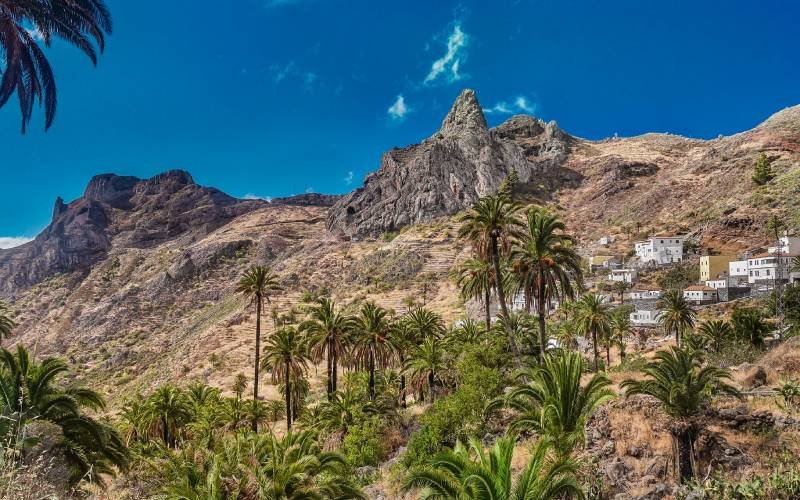 La Gomera - Imada _ A beautiful mountain village and hiking … Jörg Bergmann_files