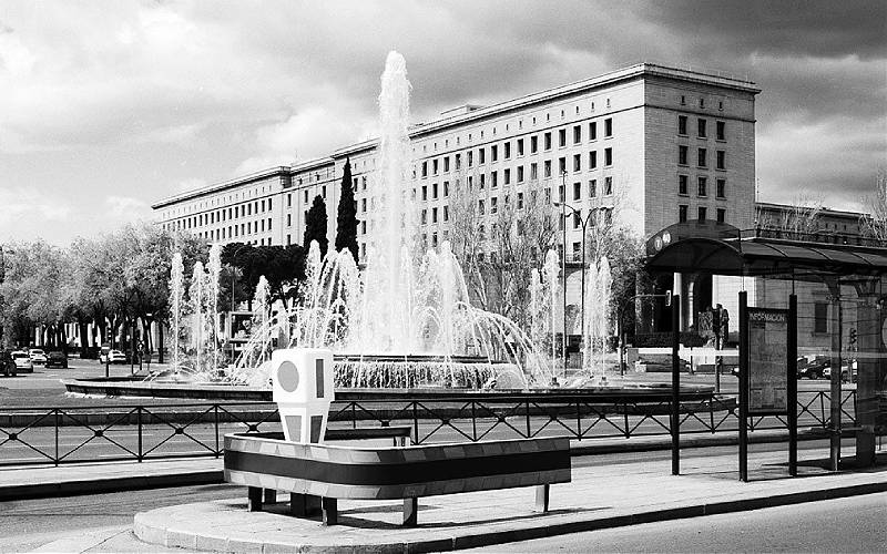 Madrid Nuevos Ministerios _ diet_sch _ Flickr_files