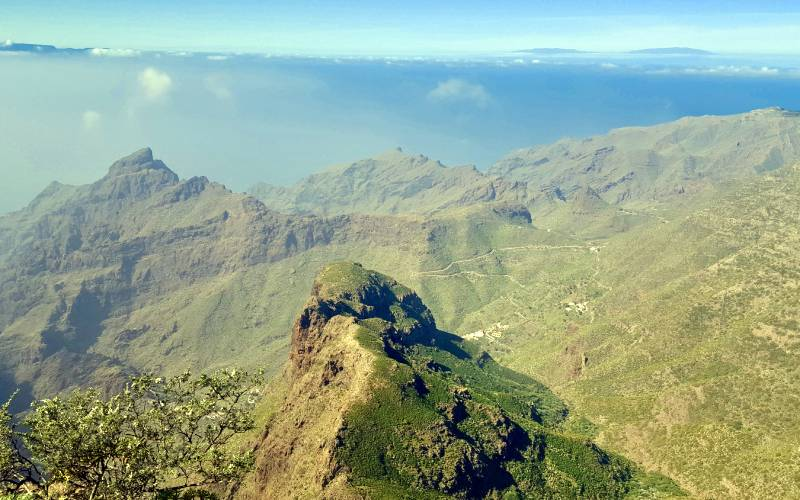 Tenerife _ Tenerife mountains _ Magnus Johannsson _ Flickr_files