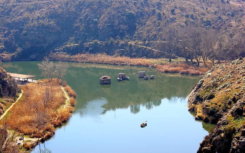 1 Los restos del puente _ Río Tajo, Toledo _foto Javier Pereda_files