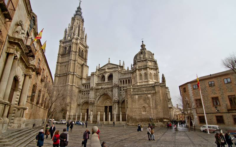 7 Katedraal Toledo - Foto ANGELOS ASSARIOTAKIS