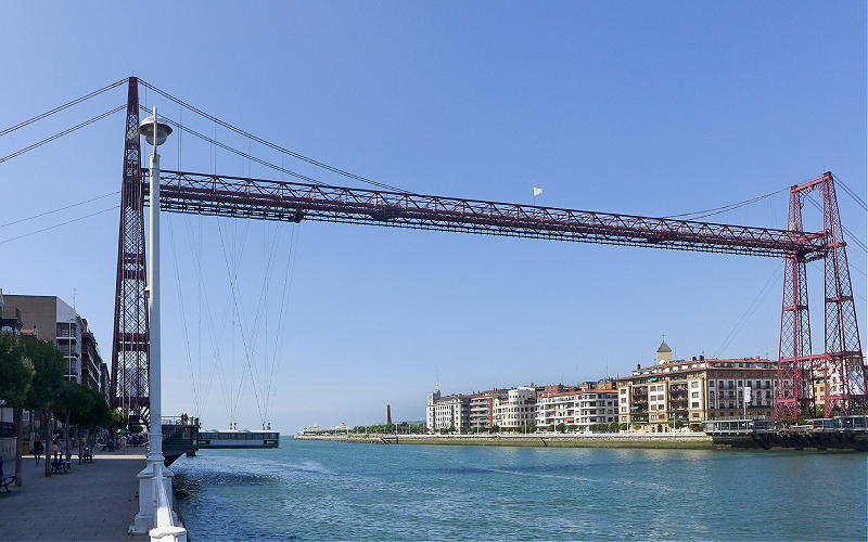 9 Industrial Revolution _ Vizcaya Bridge, Portugalete, Richard_files