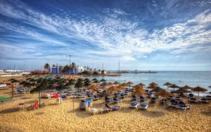 Beach – Playa El Faro, Marbella (Spain), Marc_files