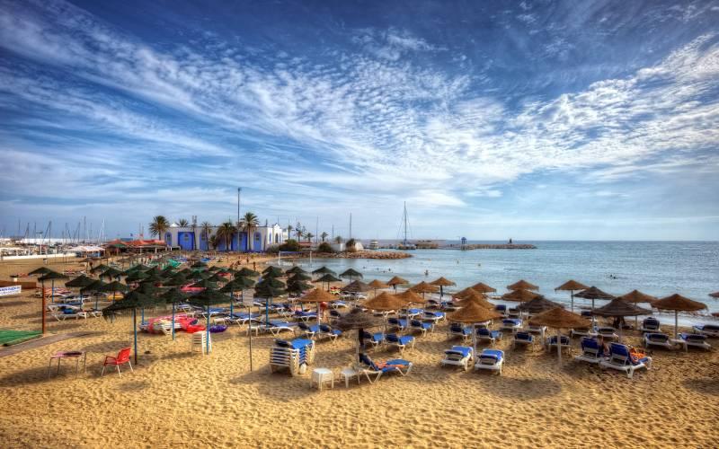 Beach – Playa El Faro, Marbella (Spain), Marc_files