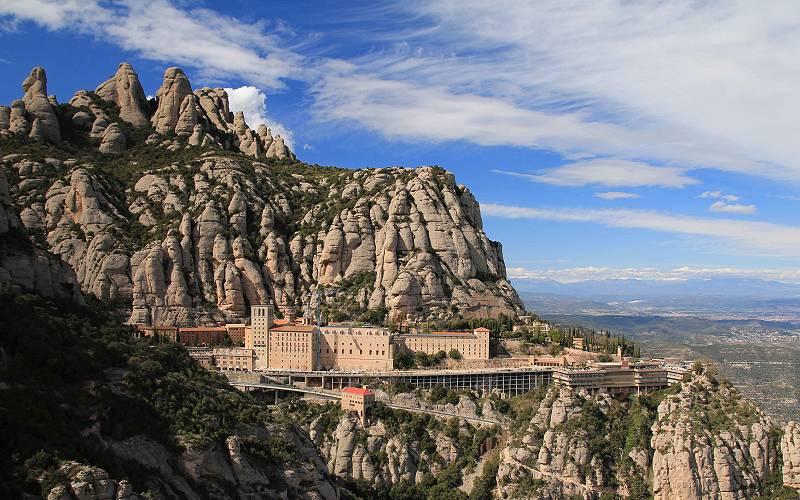 Montserrat, Monastery Santa Maria de Montserrat Gunter Hartnagel_files