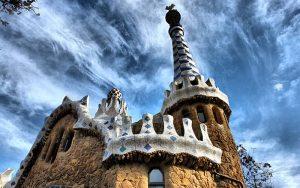 Parque Güell _ Barcelona foto Jocarlo
