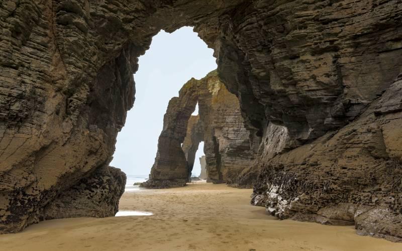 Playa de las Catedrales (Lugo) _ Enrique Maestro