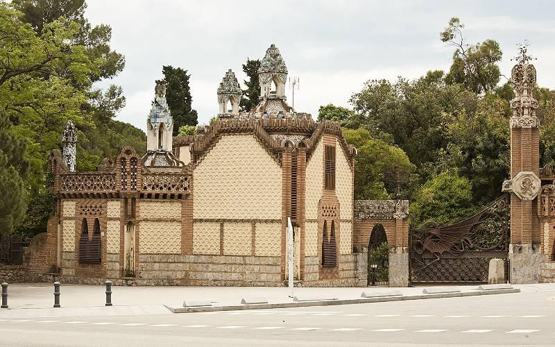 barcelona_Pabellones de la Finca Guell _ foto olga avdeyeva