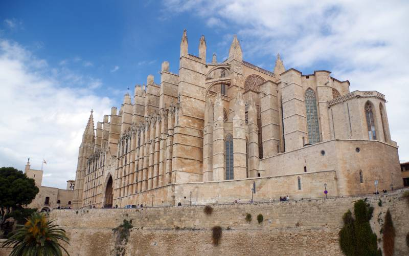 8 Palma de Mallorca Cathedral _ Kevin Livesey _ Flickr