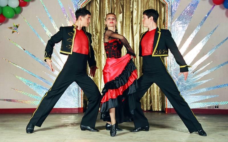 Ballroom dance Paso Doble _ www.myballroomlessons.com - Euge… _ Flickr foto Eugenia