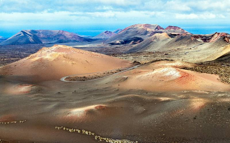 Timanfaya Lanzarote _ © This picture is licensed for NON COM… _ Flickr foto castgen
