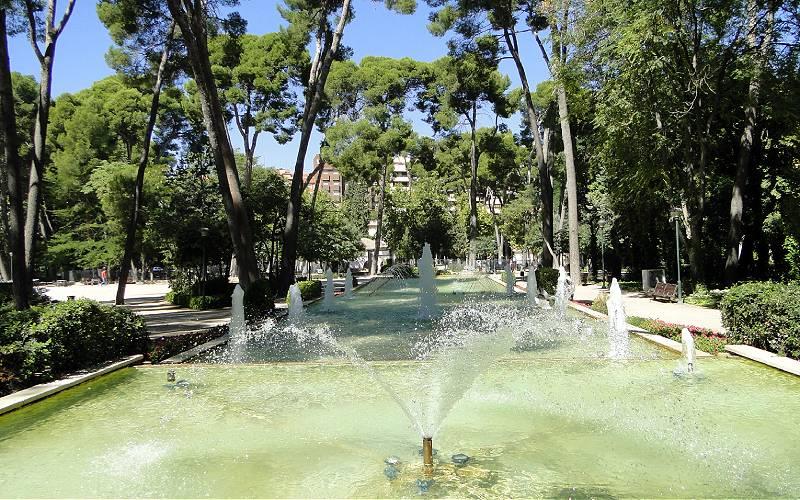 Albacete _ Parque Abelardo Sánchez. _ foto santiago lopez-pastor _ Flickr