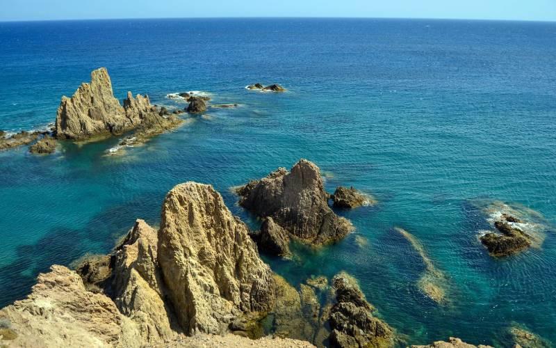 Arrecife de las sirenas _ foto MILI FERNÁNDEZ RODRÍGUEZ _ Flickr