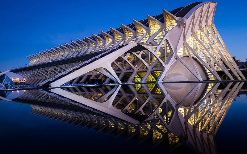 First lights _ The amazing City of Arts and Sciences, design… _ Flickr foto Angiolo Manetti_files