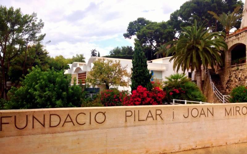 Fundacio Pilar i Joan Mirò Palma de Mallorca _ foto giò _ Flickr
