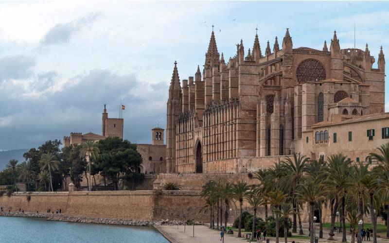 La Seu, cathedral of Palma de Mallorca _ josef.bausch _ Flickr_files