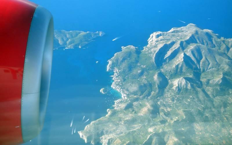 Mallorca _ Mallorca desde el aire... _ foto Sara _ Flickr (2)