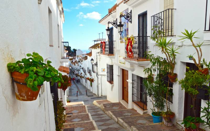 Mijas, Spain _ foto Travel with Lasse _ Flickr
