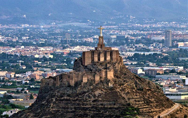 Monteagudo castle and Christ Statue. Murcia-Spain. _ Flickr foto Toto Olmos_files