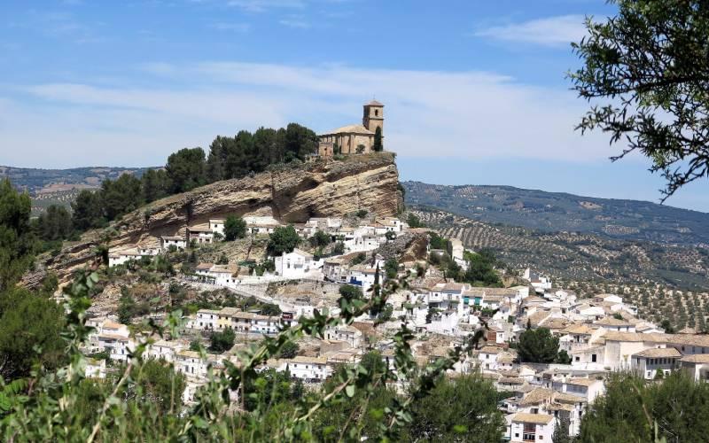 Montefrío (Granada) Andalucía _ Paisaje de Montefrío (Granad… _ Flickr foto lameato feliz