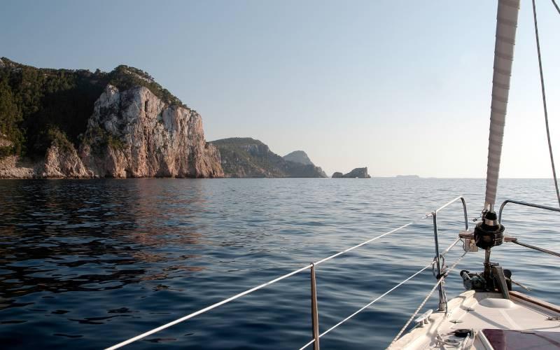 Navegando Ibiza foto Juan Carlos Dieguez