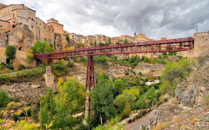 Puente de San Pablo _ Ciudad Alta. Cuenca. Spain. _ foto Arturo R Montesinos