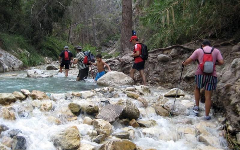 Ruta por el rio Chillar - Nerja _ Este es un tramo de la rut… _ Flickr foto Paco Blanco