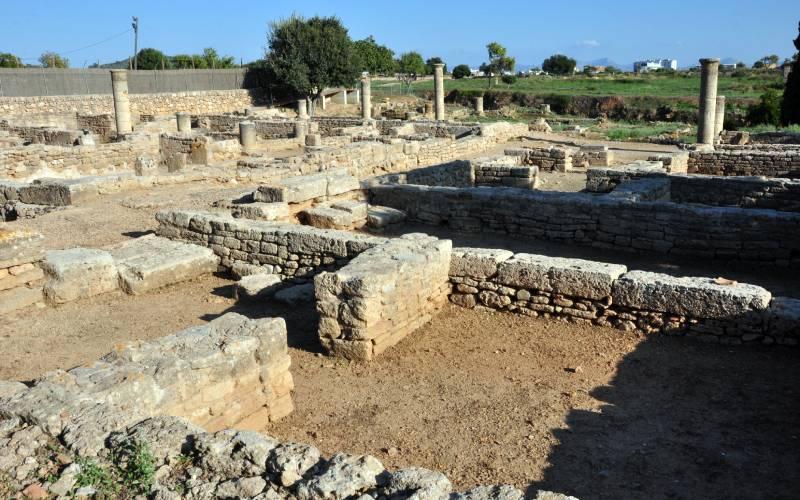 ciudad romana de Pollentia _ Forum de l… _ Flickr foto David Barrio López