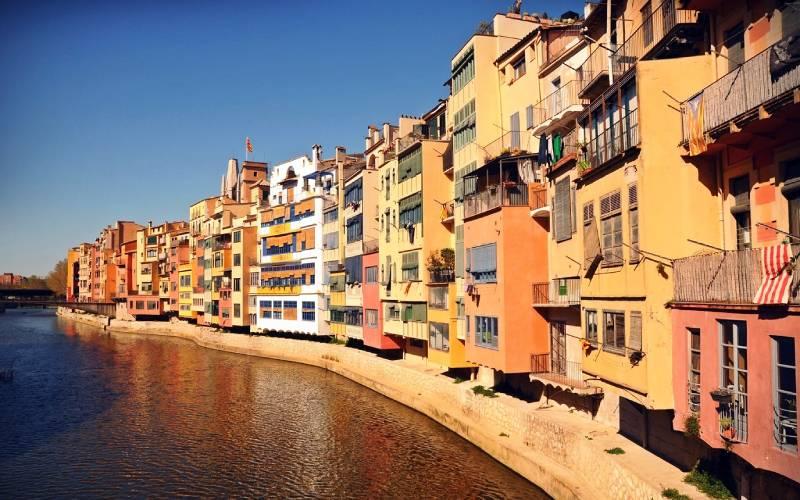Girona jewish quarter _ foto kastrel _ Flickr