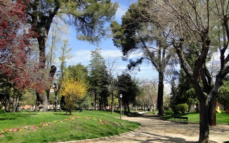 Guadalajara _ Parque de la Concordia. _ santiago lopez-pastor _ Flickr