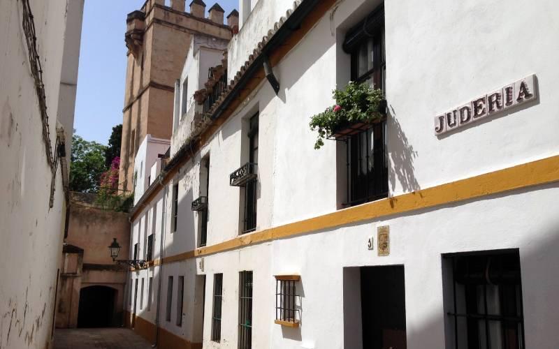 Jewish Quarter, Sevilla _foto jakeschlessinger _ Flickr
