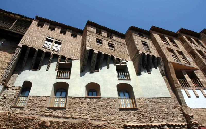 Jewish Quarter Tarazona _ foto sam ross-gower _ Flickr