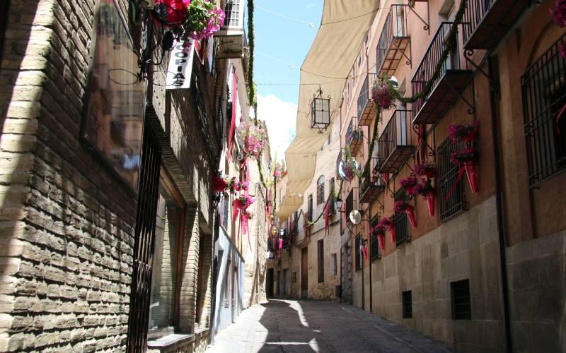 Jewish Quarter, Toledo _ foto sj.fisher _ Flickr