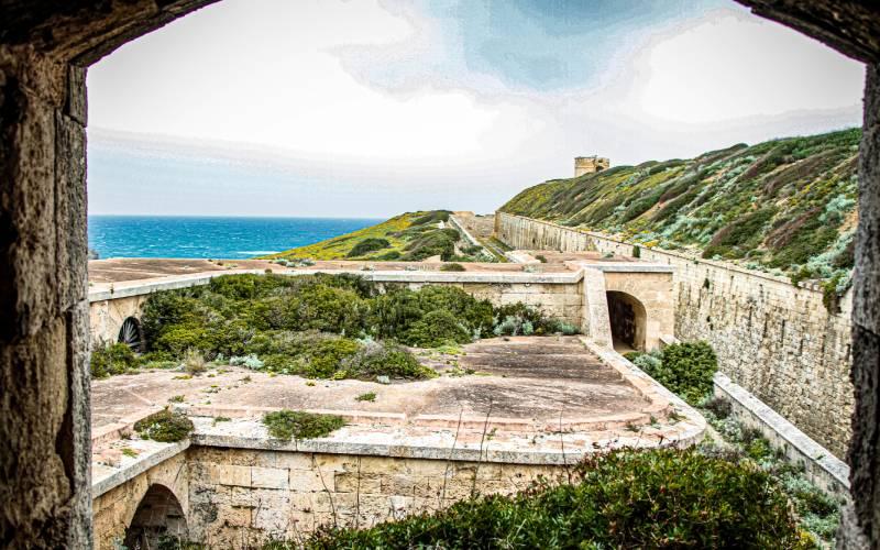 La Mola - Fortaleza de Isabel II - Mahon- menorca _foto ibzsierra _ Flickr