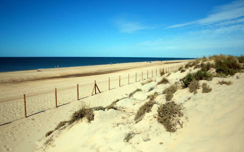 Lepe_ Playa de Nueva Umbría _ Playa virgen, una maravilla