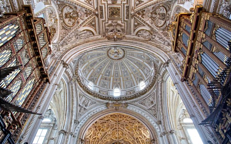 Mosque-Cathedral of Córdoba _ The Mosque-Cathedral of Córdob… _ Flickr foto Yuri Rapoport