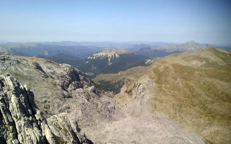Pico Sobarcal foto Wikiloc