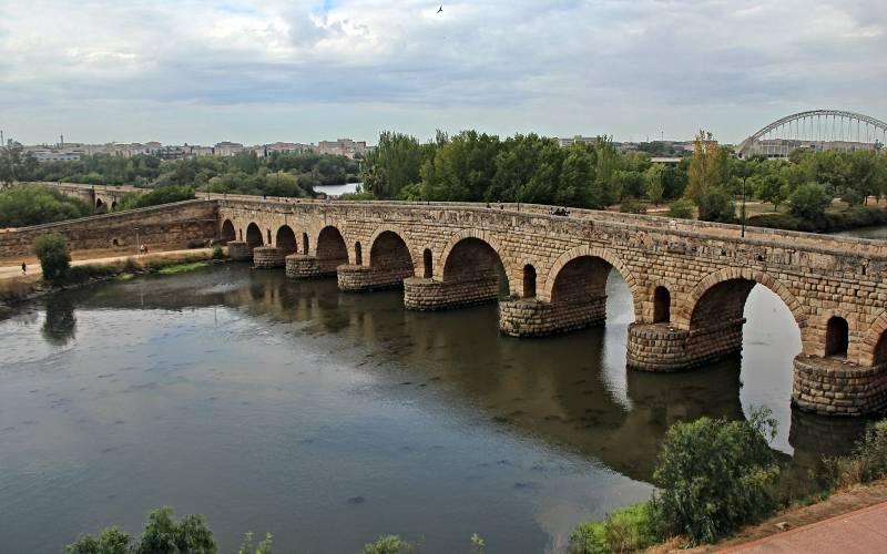 Puente Romano _ foto Jotomo62