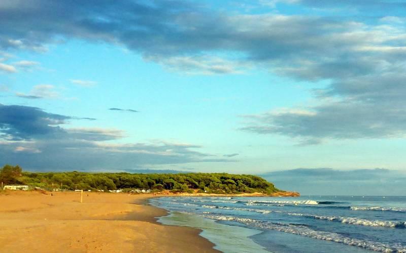 playa Larga _ Playa Larga Tarragona _ Josefina López Ruiz _ Flickr